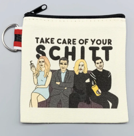Take Care of Your 'Schitt' Pouch
