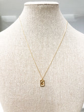 Load image into Gallery viewer, Moon Necklace in Gold