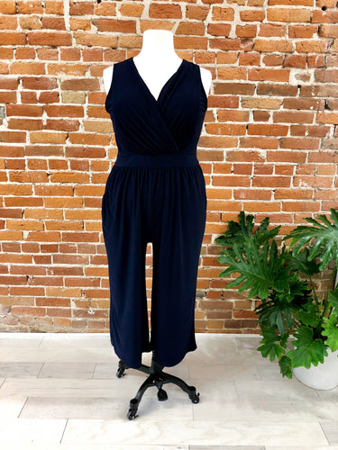 Schramsberg Jumpsuit in Navy