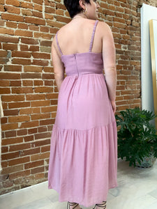 Brandi Sundress in Orchid