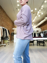 Load image into Gallery viewer, Kayson Top in Dusty Lavender - FINAL SALE