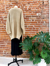 Load image into Gallery viewer, Nona Cardigan in Taupe