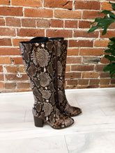 Load image into Gallery viewer, Perfect Knee High Boots in Brown
