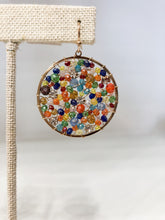 Load image into Gallery viewer, Aviv Bead Woven Earring in Multi