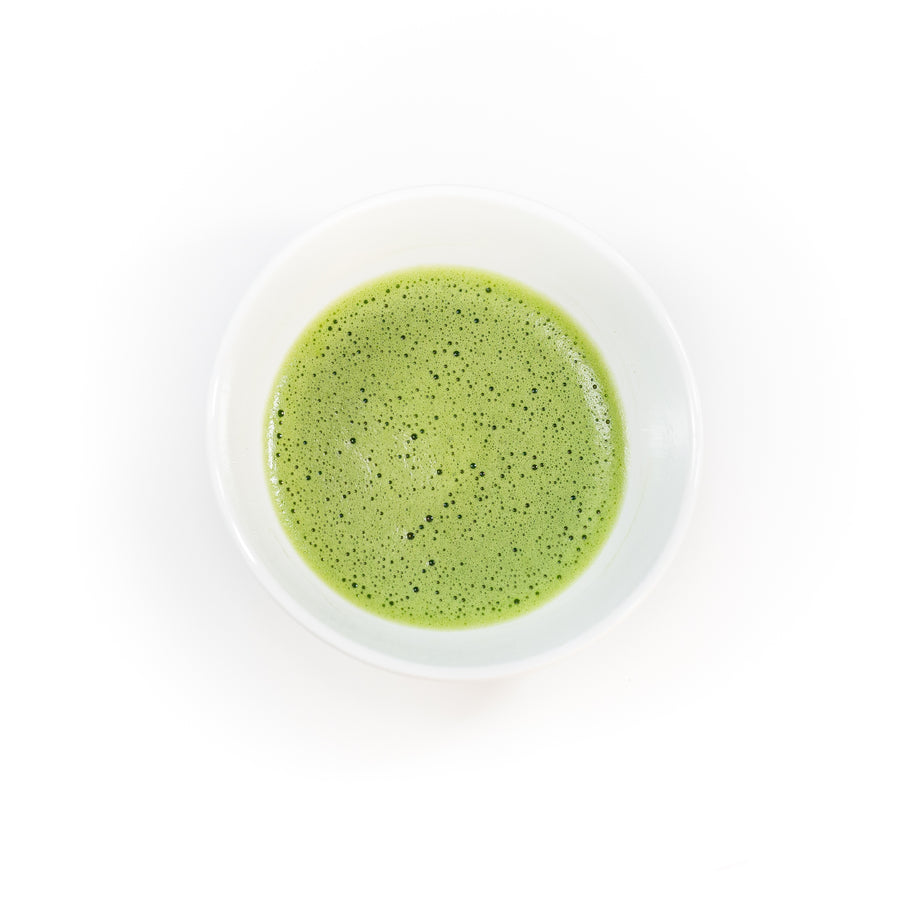 Ceremonial Matcha | Premium Green Tea | Prepared | Gachi