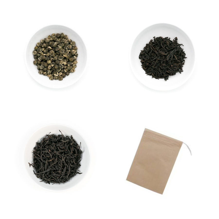 Teas of China: Part II (Materials)