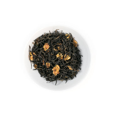 Fleur de Tea | Premium Loose Leaf Black Tea | Dry Leaf | Gachi