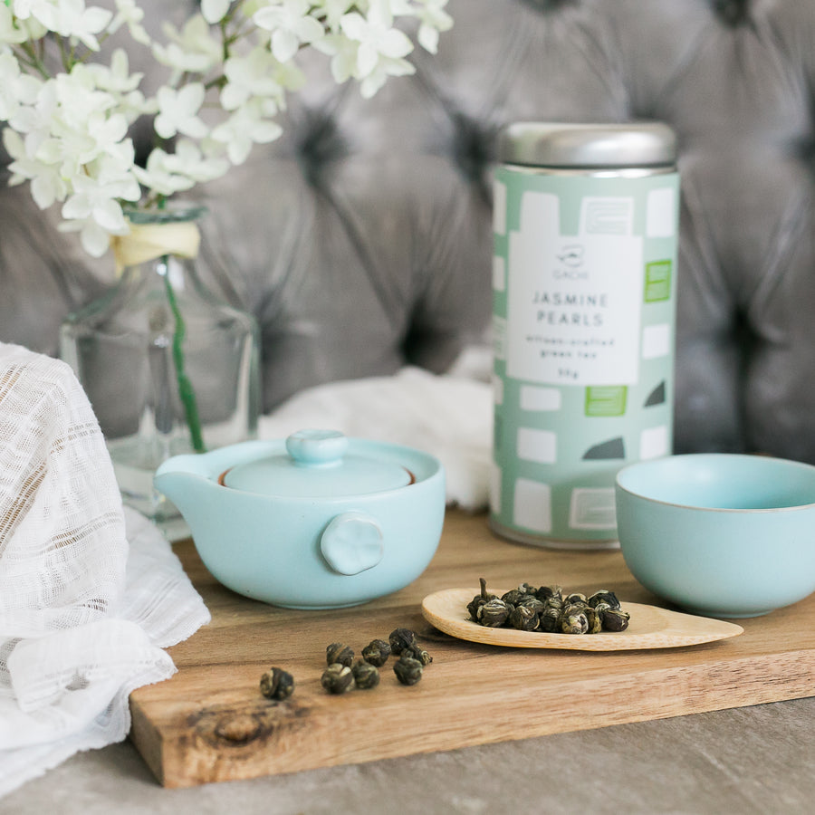 Jasmine Pearls | Premium Green Tea | Gachi | Lifestyle