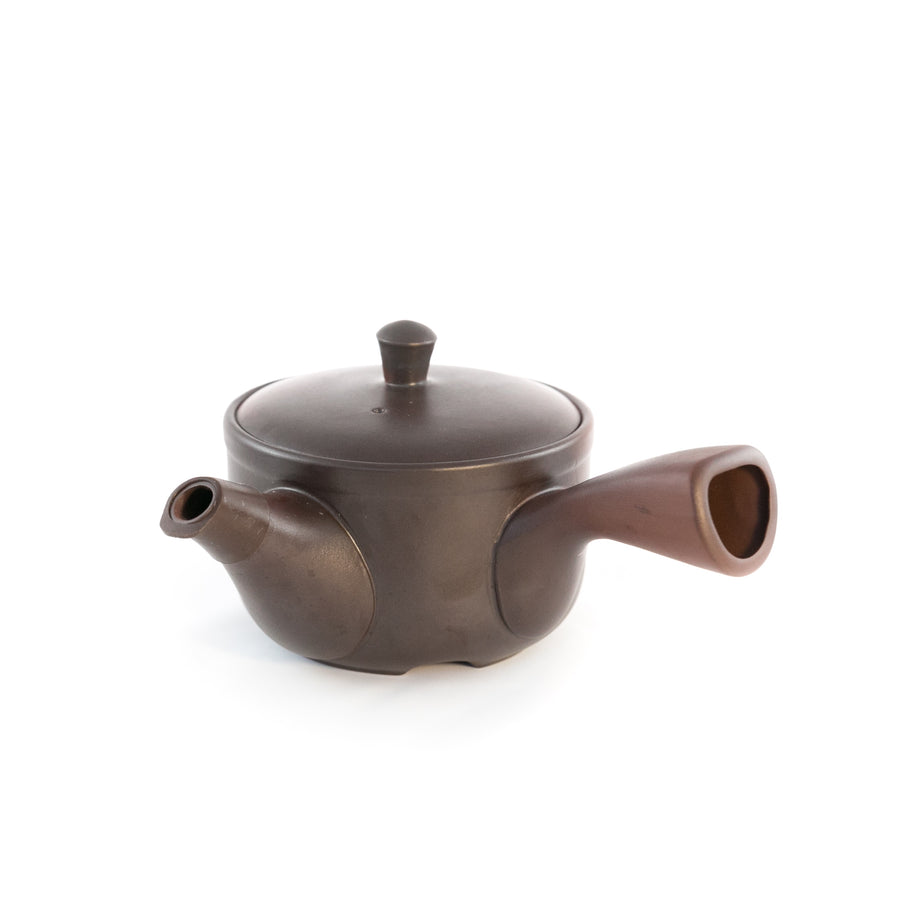 Kuwana Kyusu | Artisan Japanese Tea Pot | Side | Gachi