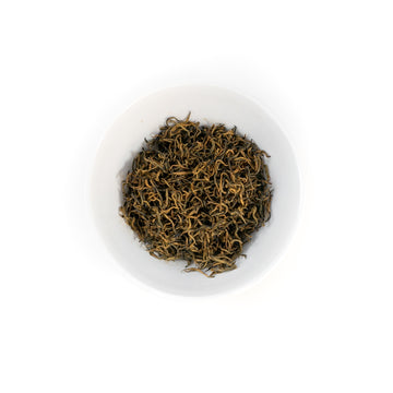 Oh Honey | Jin Jun Mei Black Tea | Dry Leaf | Gachi