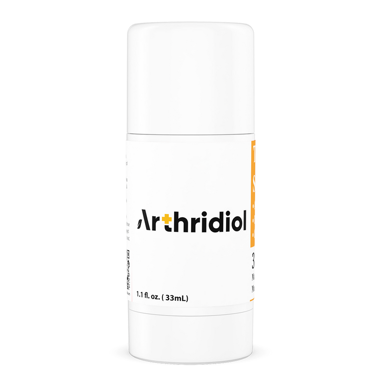 Arthridiol topical stick for muscles & joint pain relief