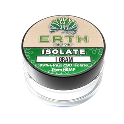 CBD Isolate - ERTH Hemp Products