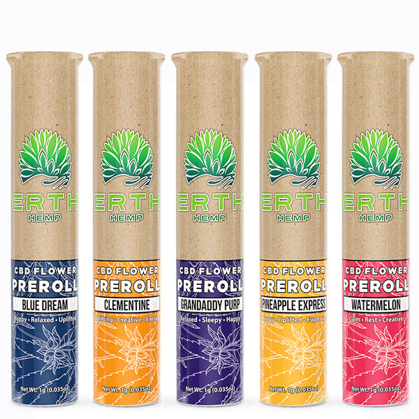 enhanced CBD pre rolls