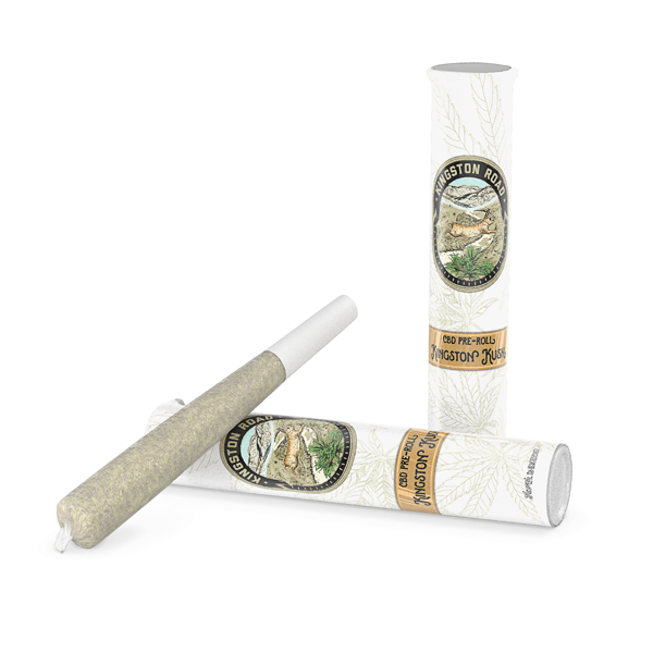 CBD pre roll - kingston kush