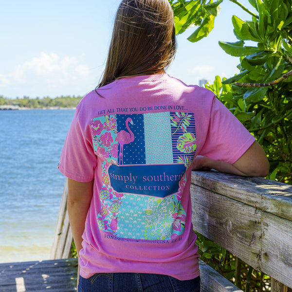 Simply Southern Done in Love Shirt