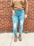 Judy Blue Blaire Destroyed Jeans