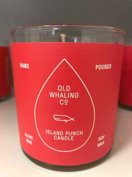 Island Punch Candle