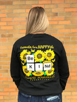 Be Kind Sunflower