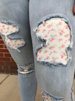Blossom Jeans