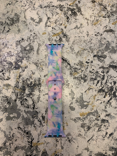 Tie Dye Apple Watch Band