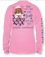 Simply Southern First They Take Your Heart