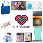 Better Together CWV Health Care Basket Gold