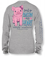 Simply Southern Don't Go Bacon my Heart