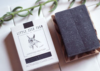 Little Seed Farm Activated Charcoal Milk Soap