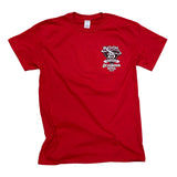 2019 Official Kool Deadwood Nites Red T-Shirt