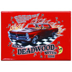 Kool Deadwood Notes 2014 Red GTO Magnet