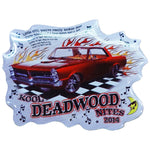 Kool Deadwood Nites Souvenir Pin 2014 Car Show