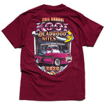 2020 Kool Deadwood Nites Official T-Shirt Black Cherry