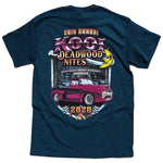 Kool Deadwood Nites 2020 T-Shirt Teal