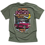 Kool Deadwood Nites 2020 T-Shirt Sage Green