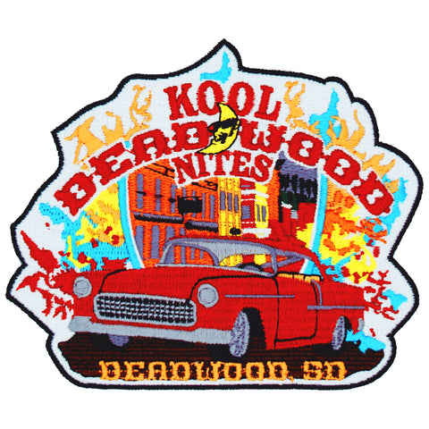 Kool Deadwood Nites Classic Car Main St Patch
