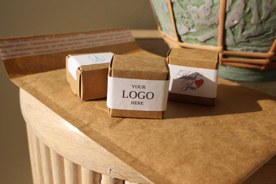 White Labeling Service - Customize Packaging with Your Own Logo