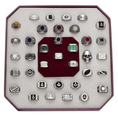 KIT-A-Size8 - High polished (no plating) Stainless Steel Kits with Assorted  in Assorted