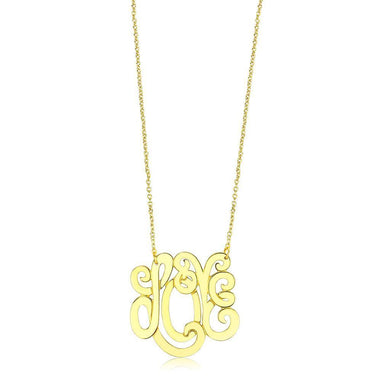 LO4690 Rhodium Brass Necklace with No Stone in No Stone