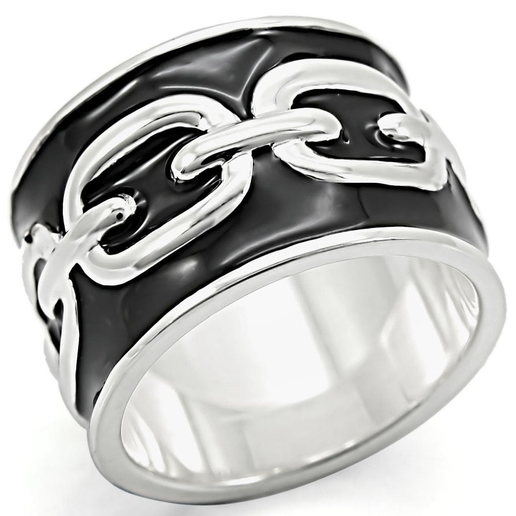 LOS378 Silver 925 Sterling Silver Ring with No Stone in No Stone