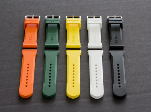 Vulcanized Rubber Strap