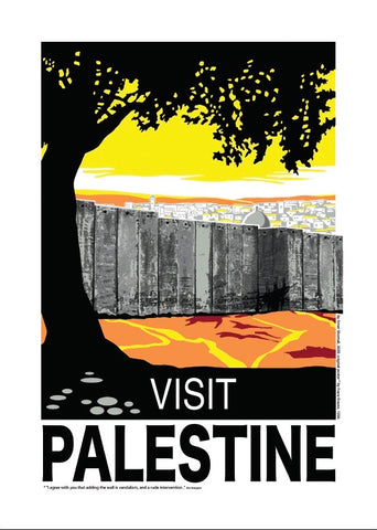REMAINDERED - LAST YEAR'S 2018 Calendar - Reflections of Palestine