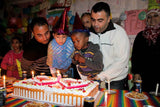 Host Your Birthday Party for Children in Gaza