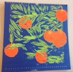 Oranges - the Forbidden Fruit Wall Print