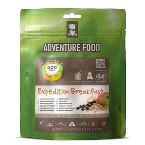 Adventure Food Expedition Breakfast