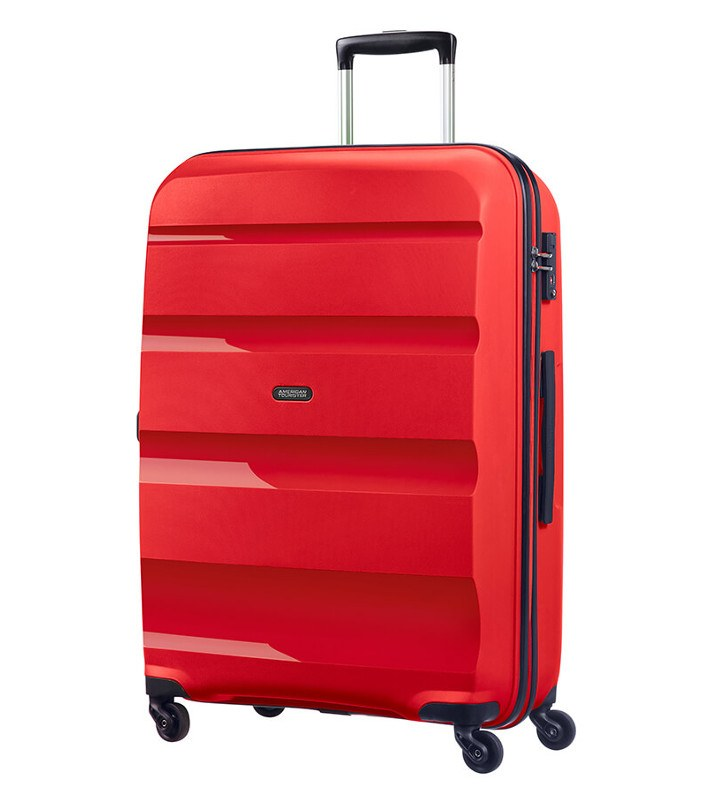 Image of   American Tourister Bon Air Rød Kuffert - Stor - 75 cm