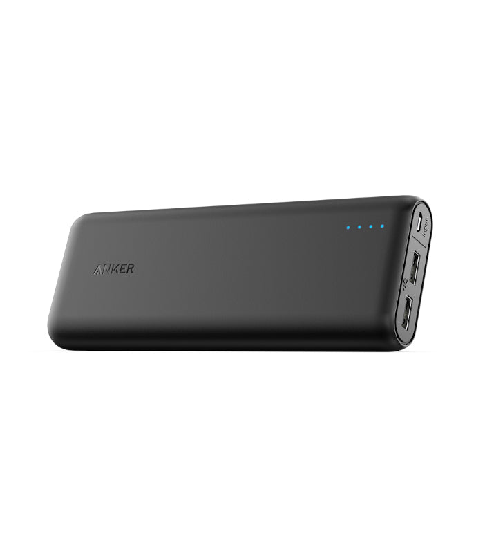 Image of   Anker Powercore 20100 mAh Powerbank Sort
