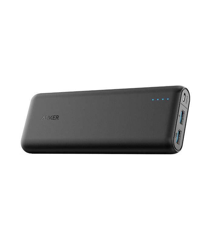 Image of   Anker Powercore Speed 20000 mAh Powerbank Quick Charge 3.0 Sort