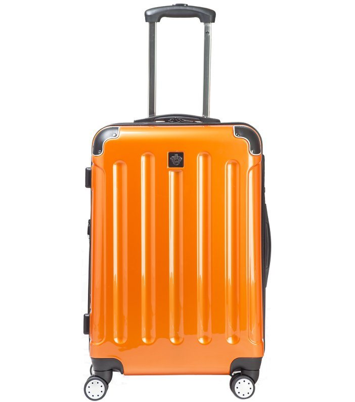Image of   Carlo CAB Copenhagen Orange Kuffert - Lille - 55 cm