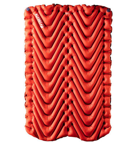 Klymit Insulated Double V Liggeunderlag Orange