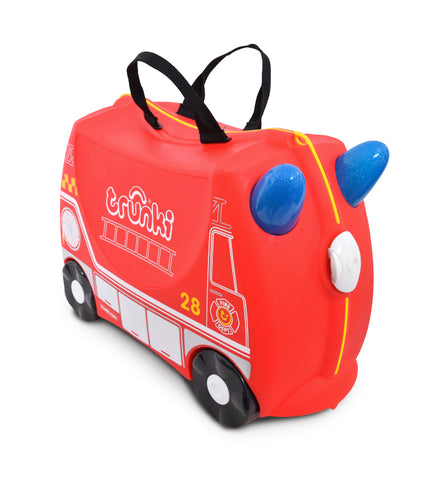 Trunki Børnekuffert Frank the Firetruck